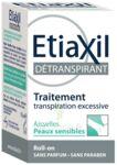 Acheter Etiaxil Aisselles Détranspirant peau sensibles Roll-on/15ml à SAINT-MARCEL