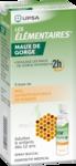 Acheter LES ELEMENTAIRES Solution buccale maux de gorge adulte 30ml à SAINT-MARCEL