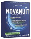 Acheter Novanuit Triple Action Comprimés B/30 à SAINT-MARCEL