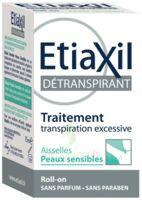 Etiaxil Aisselles Détranspirant Peau Sensibles Roll-on/15ml à SAINT-MARCEL