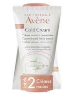 Avène Eau Thermale Cold Cream Duo Crème Mains 2x50ml à SAINT-MARCEL