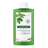 Klorane Ortie Shampooing Séboréducteur Cheveux Gras 400ml à SAINT-MARCEL