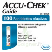 Accu-chek Guide Bandelettes 2 X 50 Bandelettes à SAINT-MARCEL