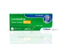 Loratadine Mylan Conseil 10mg, Comprimé à SAINT-MARCEL