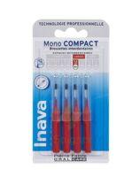 Inava Brossettes Mono-compact Rouge Iso 4 1,5mm à SAINT-MARCEL