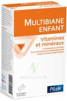 Pileje Multibiane Enfant Vitamines Et Minéraux 20 Sachets