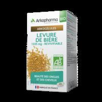 Arkogélules Levure De Bière Revivifiable Bio Gélules Fl/45 à SAINT-MARCEL
