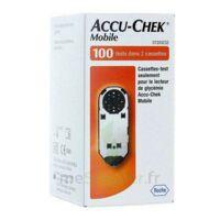 Accu-chek Mobile Cassettes B/2 X 50 à SAINT-MARCEL