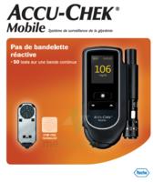 Accu-chek Mobile Lecteur De Glycémie Kit à SAINT-MARCEL