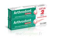Pierre Fabre Oral Care Arthrodont Dentifrice Classic Lot De 2 75ml à SAINT-MARCEL