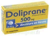 Doliprane 500 Mg Comprimés 2plq/8 (16) à SAINT-MARCEL