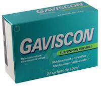 Gaviscon, Suspension Buvable En Sachet à SAINT-MARCEL