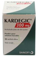 Kardegic 300 Mg, Poudre Pour Solution Buvable En Sachet à SAINT-MARCEL