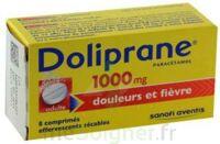 Doliprane 1000 Mg Comprimés Effervescents Sécables T/8 à SAINT-MARCEL