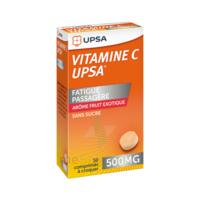 Vitamine C Upsa 500 Mg Fruit Exotique, Comprimé à Croquer à SAINT-MARCEL