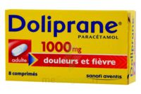 Doliprane 1000 Mg Comprimés Plq/8 à SAINT-MARCEL