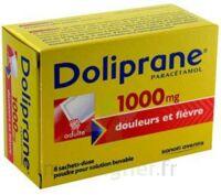 Doliprane 1000 Mg Poudre Pour Solution Buvable En Sachet-dose B/8 à SAINT-MARCEL