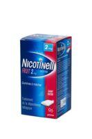 Nicotinell Fruit 2 Mg Sans Sucre, Gomme à Mâcher Médicamenteuse P/96 à SAINT-MARCEL