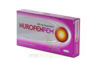 Nurofenfem 400 Mg, Comprimé Pelliculé à SAINT-MARCEL