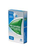 Nicorette 4 Mg Gom à Mâcher Médic Sans Sucre Menthe Glaciale Plq/30gom à SAINT-MARCEL