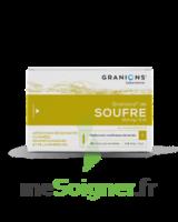 Granions De Soufre 19,5 Mg/2 Ml S Buv 30amp/2ml à SAINT-MARCEL