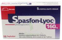 Spasfon Lyoc 160 Mg, Lyophilisat Oral à SAINT-MARCEL