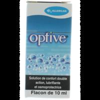 Optive, Fl 10 Ml à SAINT-MARCEL