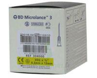 Bd Microlance 3, G30 1/2, 0,30 Mm X 13 Mm, Jaune  à SAINT-MARCEL