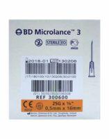 Bd Microlance 3, G25 5/8, 0,5 Mm X 16 Mm, Orange  à SAINT-MARCEL