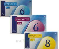 Novofine S, G31, 0,25 Mm X 6 Mm, Bt 100 à SAINT-MARCEL