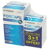Forcapil Gélules Croissance Vitalité Cheveux Ongles B/180+60 à SAINT-MARCEL