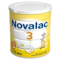 Novalac 3 Lait De Croissance B/800g à SAINT-MARCEL
