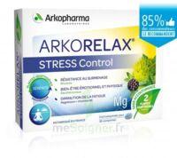 Arkorelax Stress Control Comprimés B/30 à SAINT-MARCEL