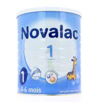 Novalac 1 Lait En Poudre 1er âge B /800g à SAINT-MARCEL