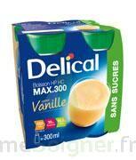 Delical Max 300 Sans Sucres, 300 Ml X 4 à SAINT-MARCEL