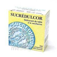 Pierre Fabre Health Care Sucredulcor Effervescent Boîtes De 260 Comprimés à SAINT-MARCEL