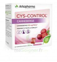Cys-control 36mg Poudre Orale 20 Sachets/4g à SAINT-MARCEL