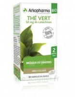 Arkogélules Thé Vert Bio Gélules Fl/40 à SAINT-MARCEL