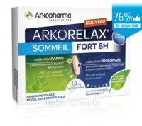 Arkorelax Sommeil Fort 8h Comprimés B/15 à SAINT-MARCEL