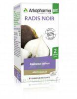 Arkogélules Radis Noir Bio Gélules Fl/40 à SAINT-MARCEL