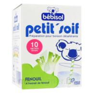 Bébisol Petit'soif Fenouil X10 à SAINT-MARCEL