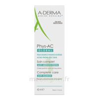 Aderma Phys'ac Global Soin Imperfection Sévères 40ml à SAINT-MARCEL