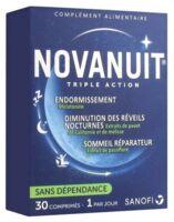 Novanuit Triple Action Comprimés B/30 à SAINT-MARCEL