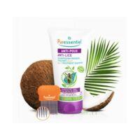 Puressentiel Anti-poux Shampooing Masque Traitant 2 En 1 Anti-poux Avec Peigne - 150 Ml à SAINT-MARCEL