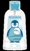 Abcderm H2o Solution Sans Rinçage Nettoyante Bébé Fl Pompe/1l à SAINT-MARCEL