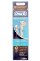 Brossette De Rechange Oral-b Ortho Care Essentials X 3 à SAINT-MARCEL
