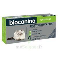 Biocanina Multivermyx Comprimés Vermifuge Chat B/2 à SAINT-MARCEL