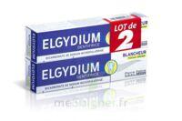 Elgydium Dentifrice Blancheur Citron Tube 75ml X 2 à SAINT-MARCEL