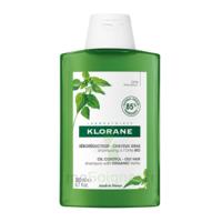 Klorane Ortie Shampooing Séboréducteur Cheveux Gras 200ml à SAINT-MARCEL