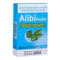 Pierre Fabre Oral Care Alibi Pocket 12 Pastilles à SAINT-MARCEL